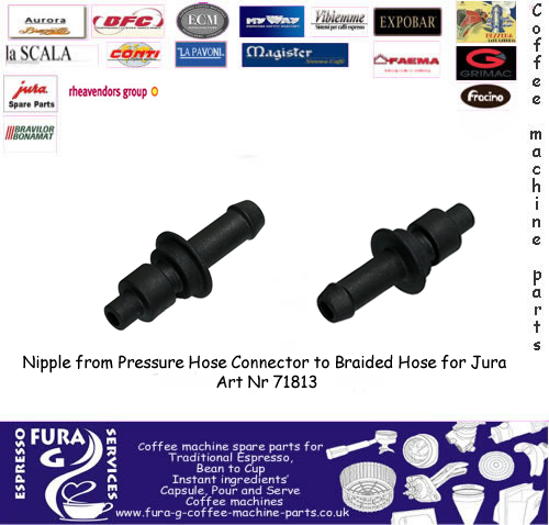 Jura Pipe Connector,Jura Art Nr 71813