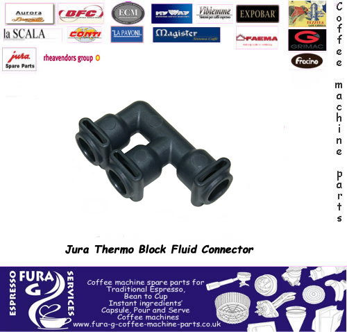 Jura Thermo Block Fluid Connector