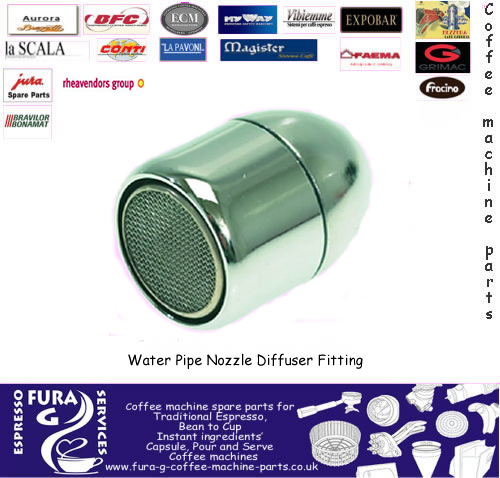 Water Pipe Nozzle Diffuser Fitting