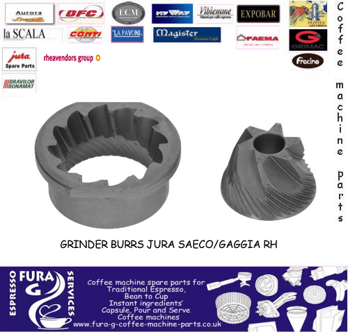 Grinder Conical  Burr Set Fits Jura Grinders