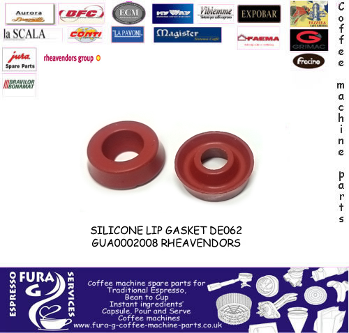 Rhearvendors water tank and water pump seal red silicone