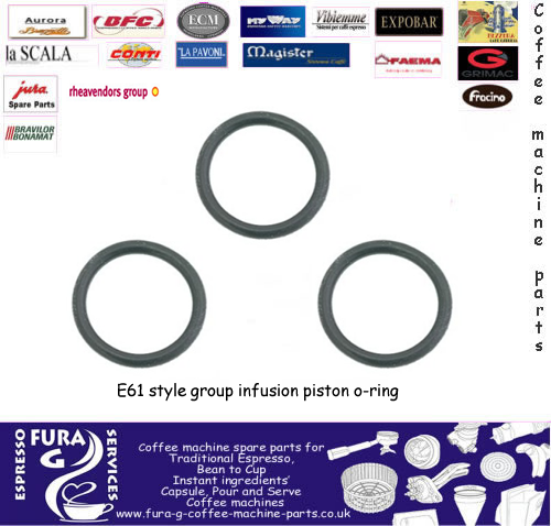 BRASILIA GRADISCA  EXHAUST PISTON O-RING