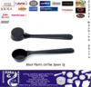 Coffee Measuring Spoon Plastic  7G
