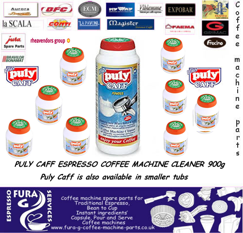 PULY CAFF ESPRESSO COFFEE MACHINE CLEANER 900 g
