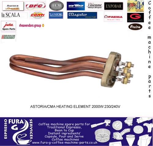 ASTORIA/CMA HEATING ELEMENT 2000W 230/240V