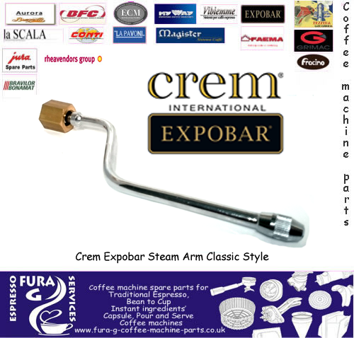 Crem Steam Arm Classic Style