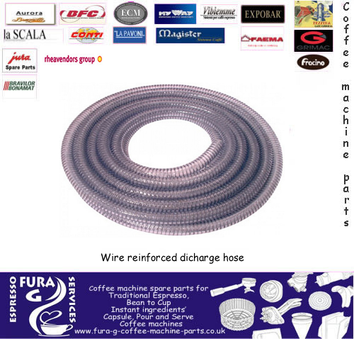 Coffee Machine Waste Hose 1.5 metre