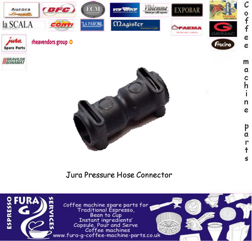 Jura Tube Connector coupling
