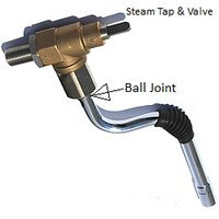 Steam Wand Parts for Espresso Coffee Machines