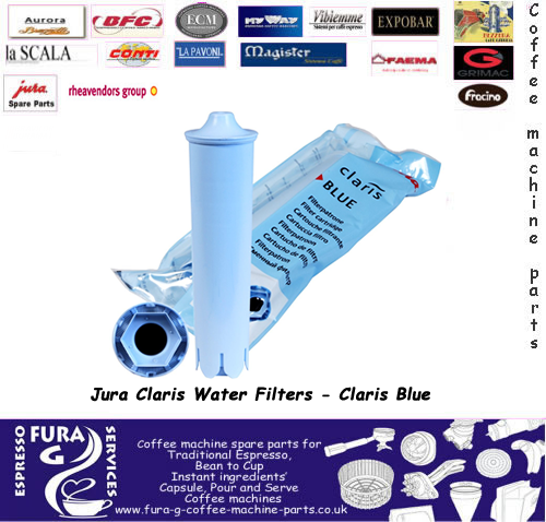 Jura Claris Blue Water Filter Cartridge