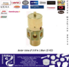 "3/8"" BSP BOILER SAFETY VALVE (NOT CERTIFIED)"