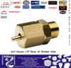 EXTERNAL ANTI VACUUM VALVE - BRASS