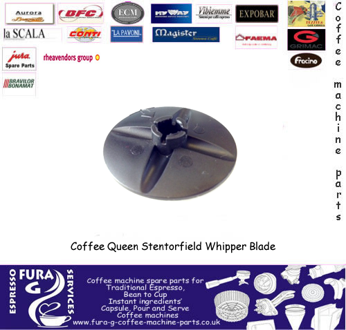 Crem Expobar Coffee Queen Stentorfield Whipper Blade