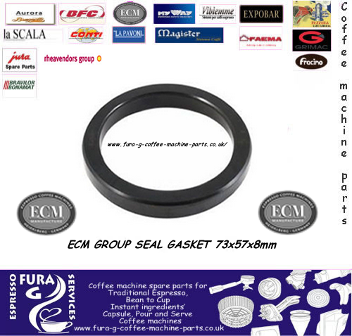 ECM Group Seal Group Gasket 73x57x 8mm
