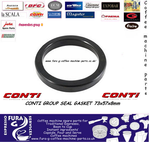 CONTI GROUP SEAL GASKET 73x57x8mm