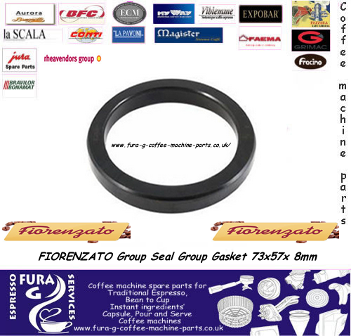 FIORENZATO GROUP SEAL GROUP GASKET 8mm