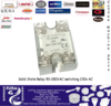 Solid State Relay 90-280VAC switching 230VAC