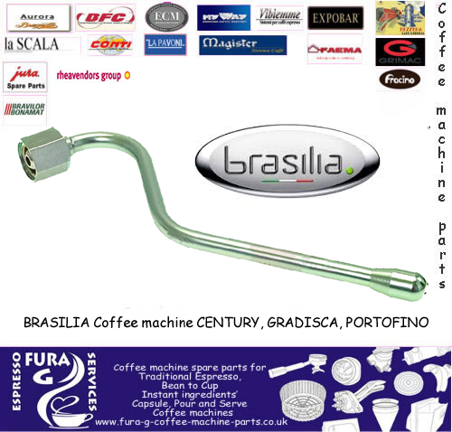 Brasilia Gradisca Steam Pipe