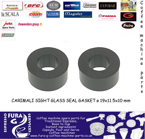 CARIMALI SIGHT GLASS GASKET