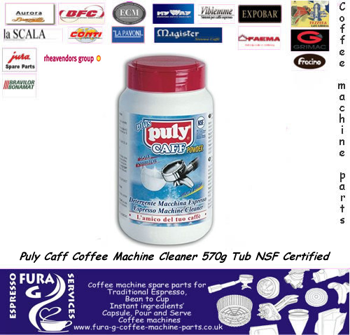 Puly Caff Plus Espresso Machine Cleaner 570g