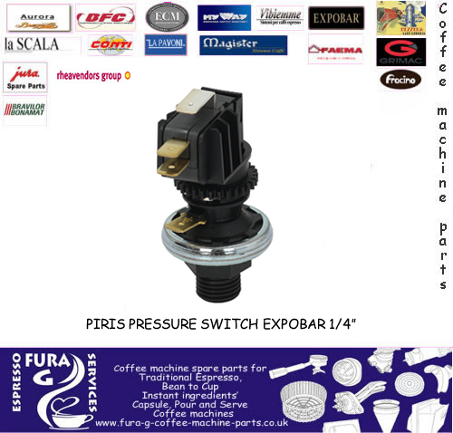 PIRIS PRESSURE SWITCH  EXPOBAR