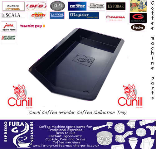 Cunill Coffee Grinder Coffee Collection Tray