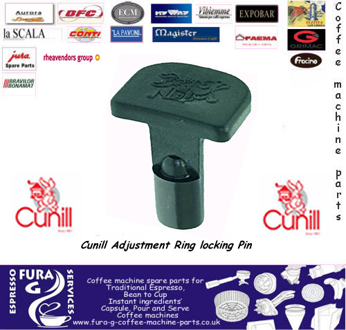 Cunill Adjustment Ring locking Pin