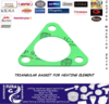 TRIANGULAR GASKET FOR HEATING ELEMENT
