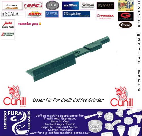 Doser Pin For Cunill Coffee Grinder