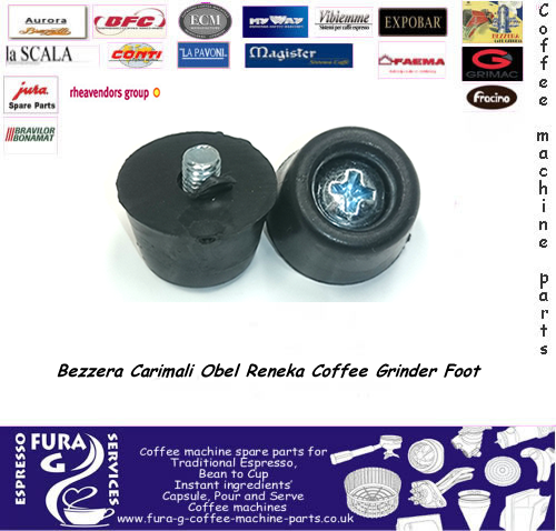 Bezzera Carimali Obel Reneka Coffee Grinder Foot