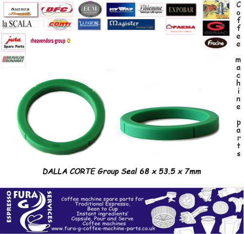 DALLA CORTE  Group Seal 68 x 53.5 x 7mm