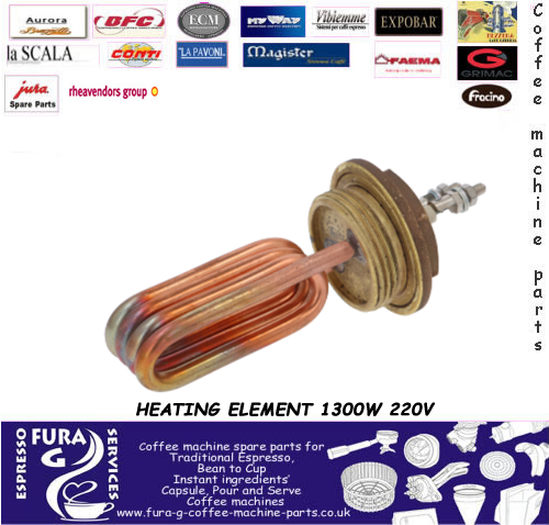 HEATING ELEMENT 1300W 220V