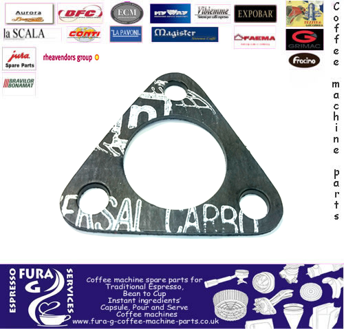 TRIANGULAR GASKET FOR HEATING ELEMENT Carbo
