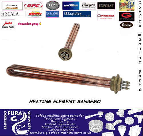 HEATING ELEMENT SANREMO