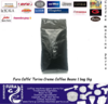 Fura Caffe' Torino Creme Coffee Beans 1 bag 1kg Smooth and Tasty