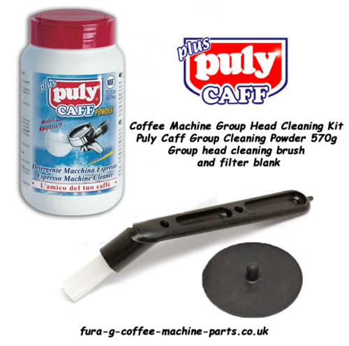 Group Head Cleaning Kit