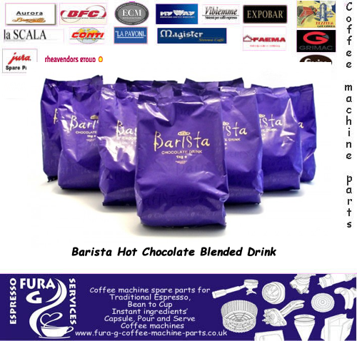 Barista Hot Chocolate Blended Drink CD550
